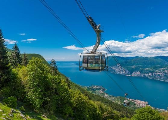 Malcesine Monte Baldo <b>cable car</b>