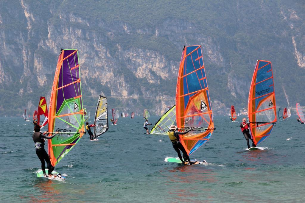 <b>Sport Malcesine,</b> dalla vela al trekking
