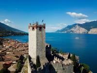 The Scaliger Castle of Malcesine