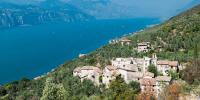 Ein Ausflug nach Campo di Brenzone sul Garda