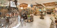 Il negozio del Consorzio Olivicoltori di Malcesine
